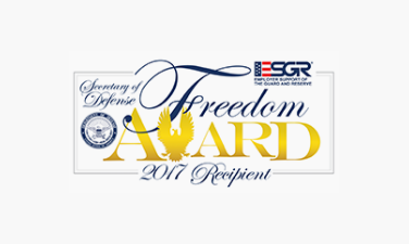 Secretary of Defence Freedom Award